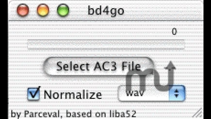 bd4go for Mac - review, screenshots