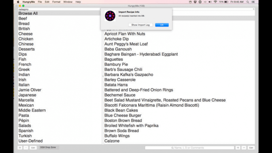 HungryMe for Mac - review, screenshots