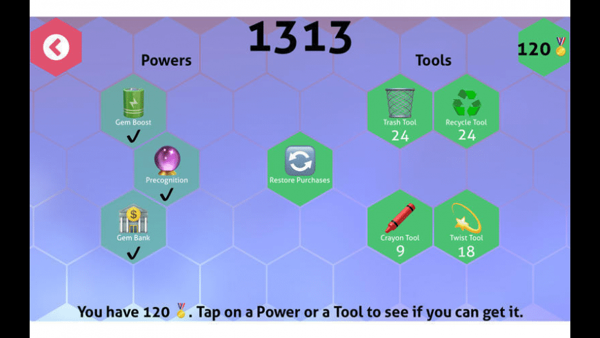 1313 for Mac - review, screenshots