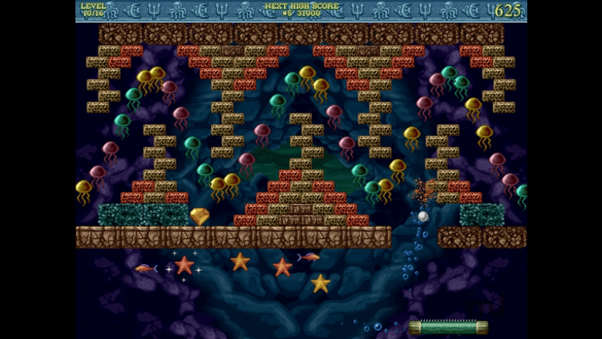Bricks of Atlantis for Mac - review, screenshots