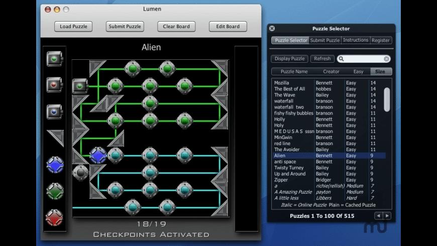 Lumen for Mac - review, screenshots