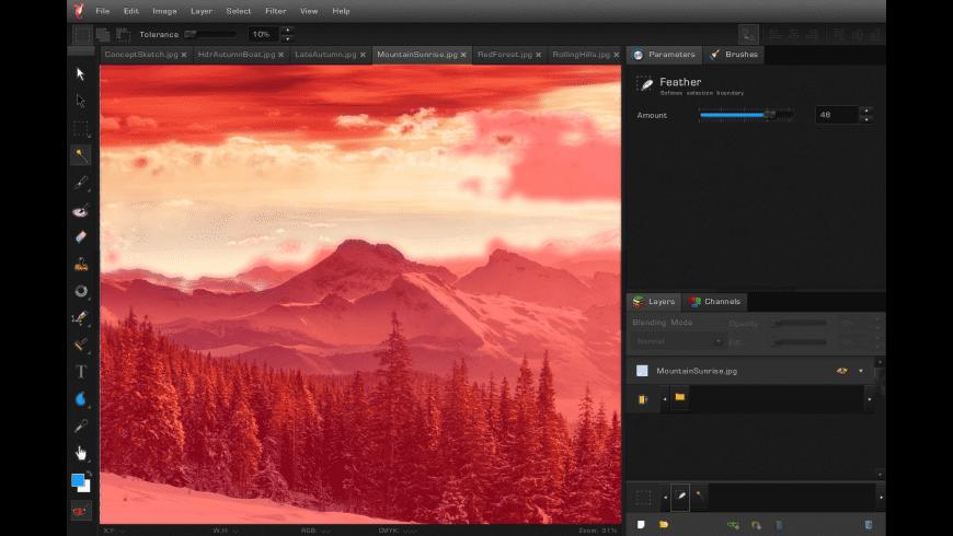 Bloom for Mac - review, screenshots