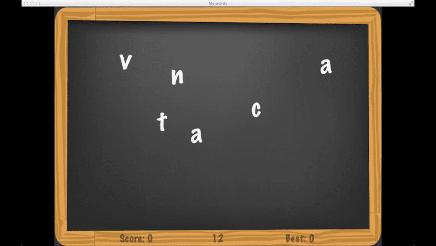 Funny words for Mac - review, screenshots