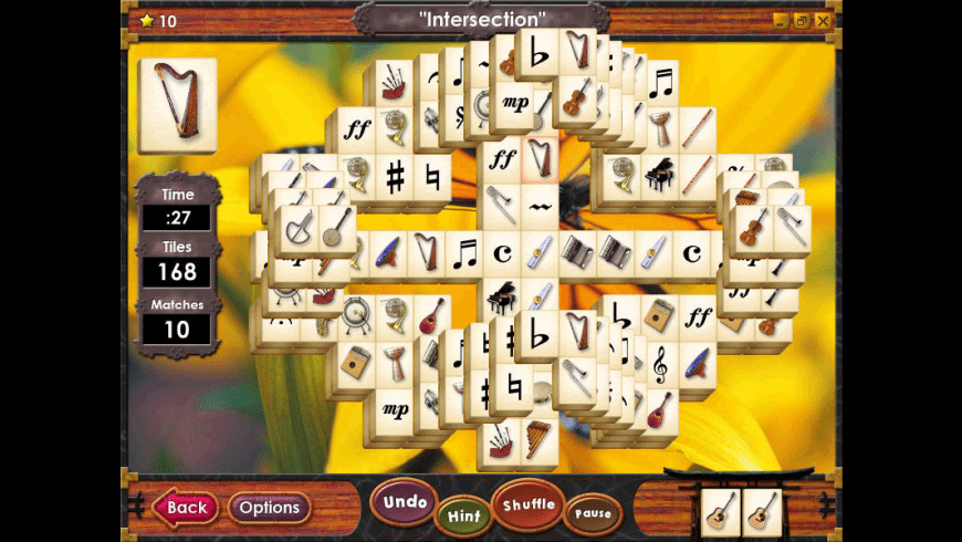 Mahjong Towers Eternity for Mac - review, screenshots