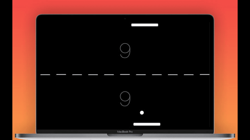 Touch Pong for Mac - review, screenshots