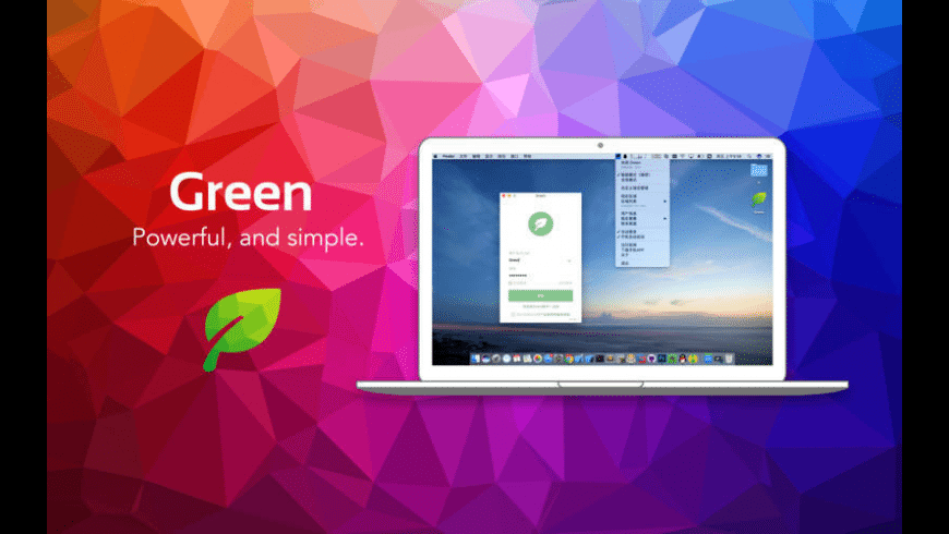 Green for Mac - review, screenshots