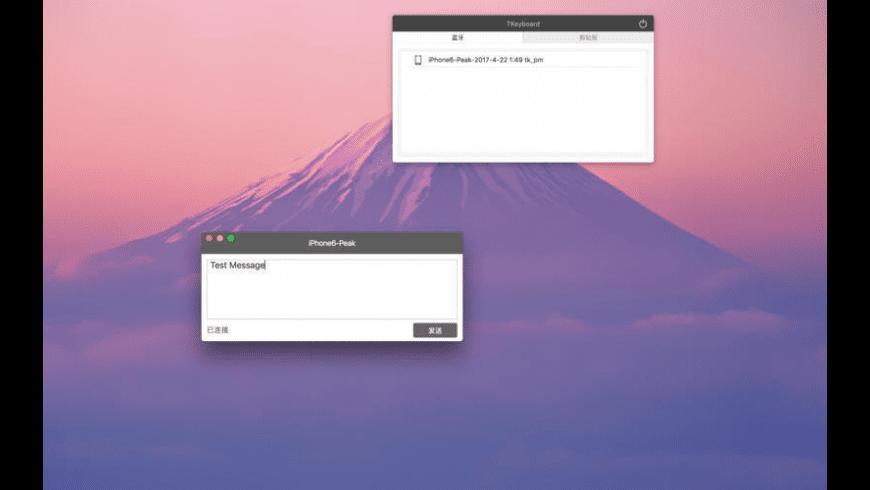 TKeyboard for Mac - review, screenshots