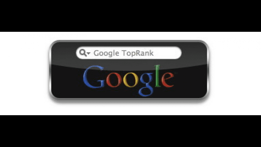Google TopRank for Mac - review, screenshots