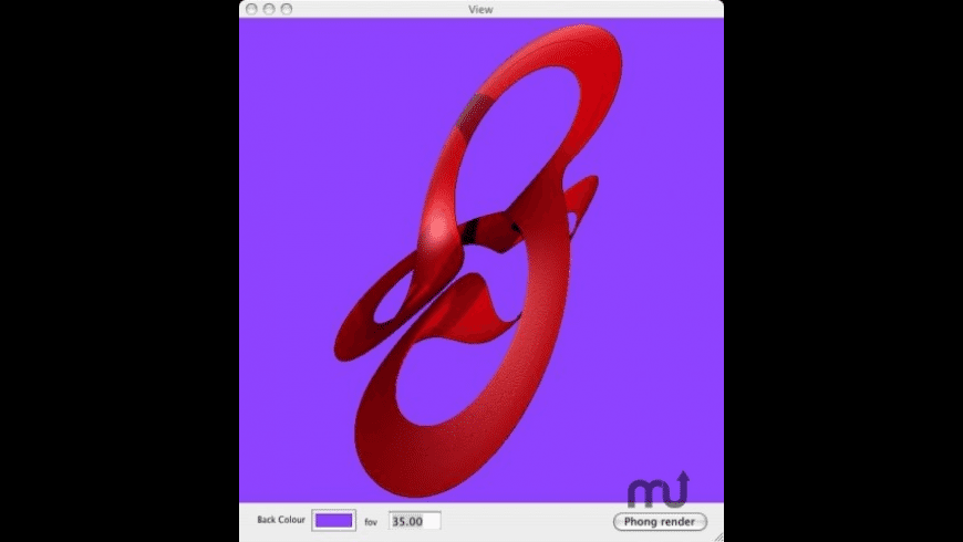 Attractor Explorer 3D for Mac - review, screenshots