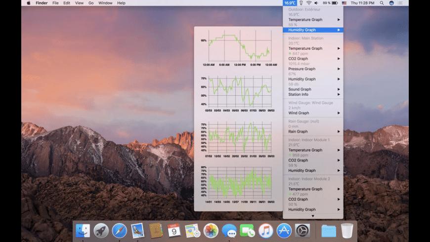 AtmoBar for Mac - review, screenshots