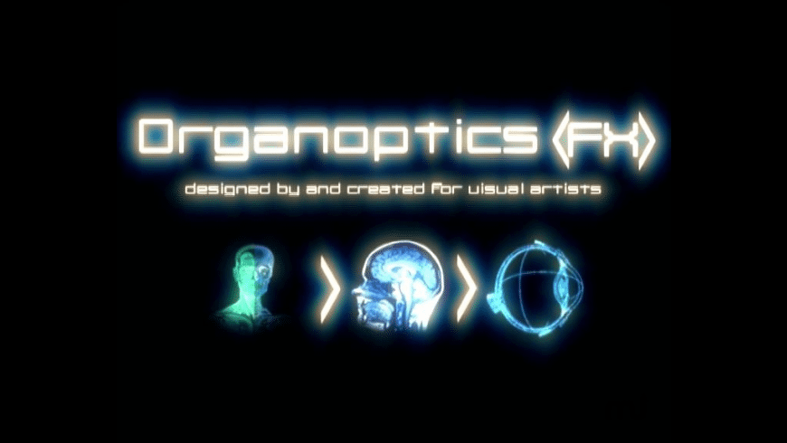 Organoptics FX for Mac - review, screenshots
