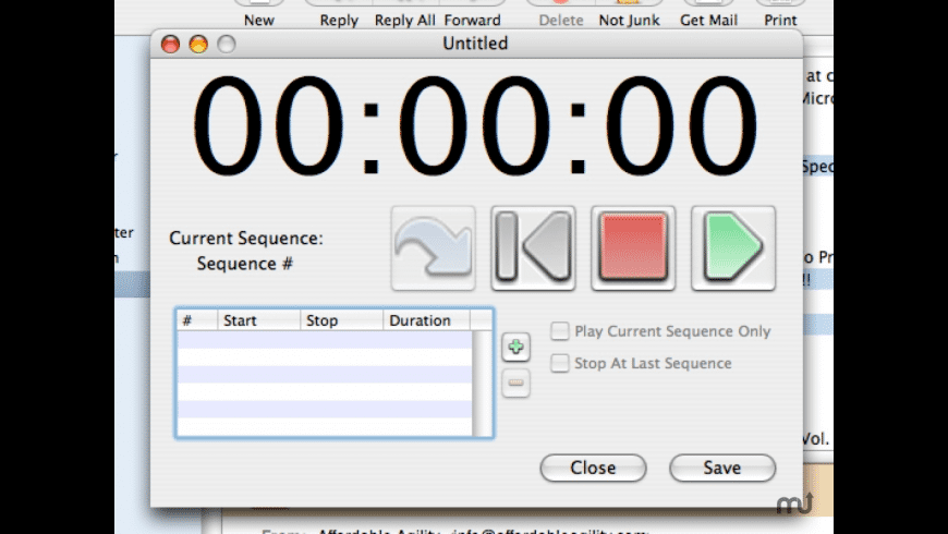 Sequencer for Mac - review, screenshots