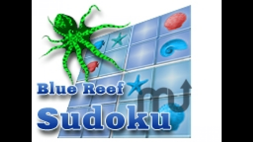 Blue Reef Sudoku for Mac - review, screenshots
