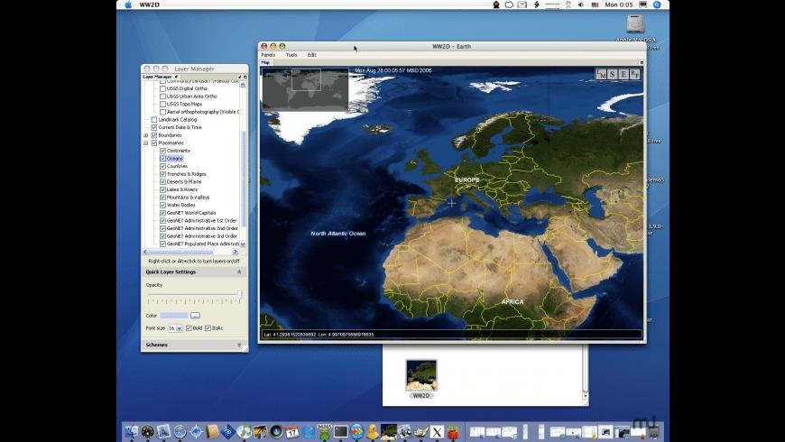 WW2D for Mac - review, screenshots