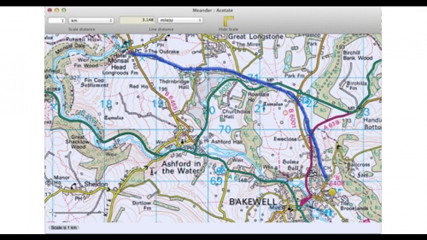 Meander for Mac - review, screenshots