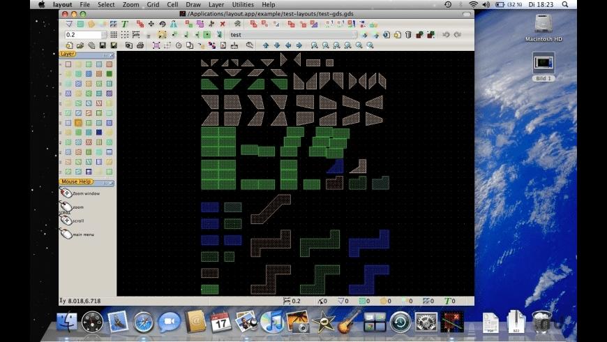 LayoutEditor for Mac - review, screenshots