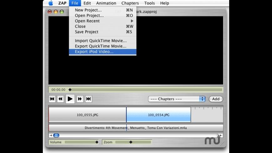 ZAP for Mac - review, screenshots