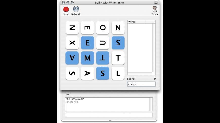 Bollix for Mac - review, screenshots