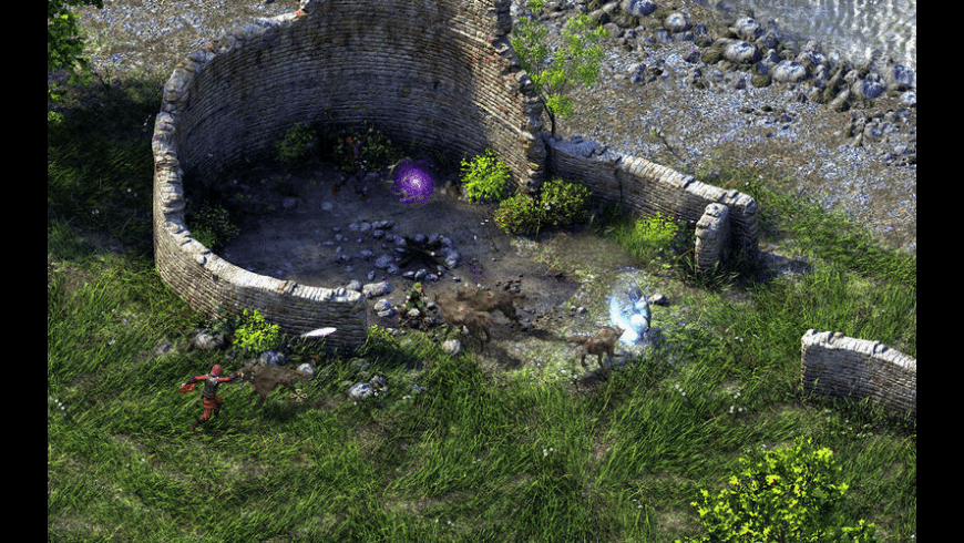 Pillars of Eternity for Mac - review, screenshots