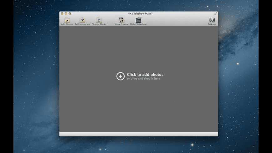 4K Slideshow Maker for Mac - review, screenshots