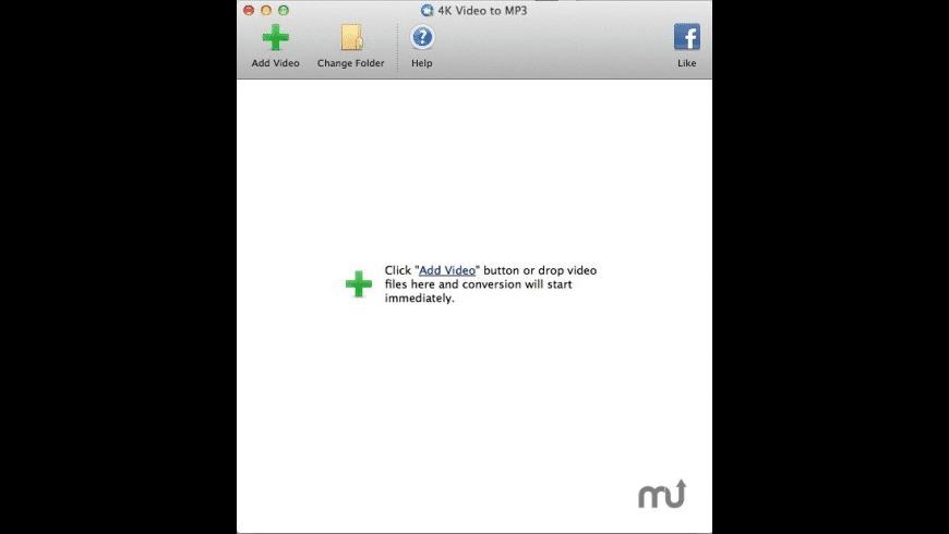 4K Video to MP3 for Mac - review, screenshots