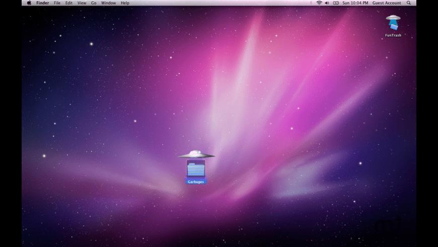 FunTrash for Mac - review, screenshots