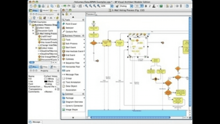 Business Process Visual ARCHITECT for Mac - review, screenshots