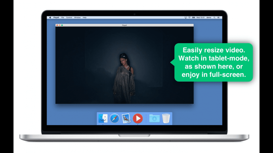 Playall for Mac - review, screenshots