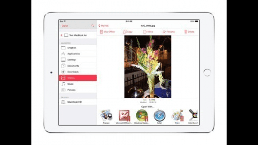 Parallels Access for Mac - review, screenshots
