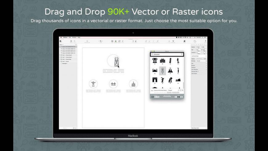 Flaticon for Mac - review, screenshots