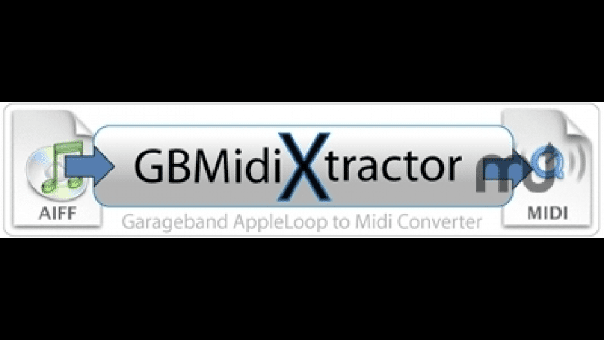 GBMidiXtractor for Mac - review, screenshots