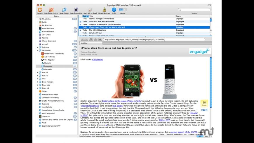 Postino for Mac - review, screenshots
