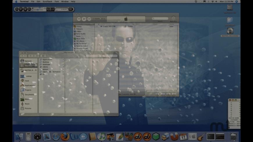 DVDesktop for Mac - review, screenshots