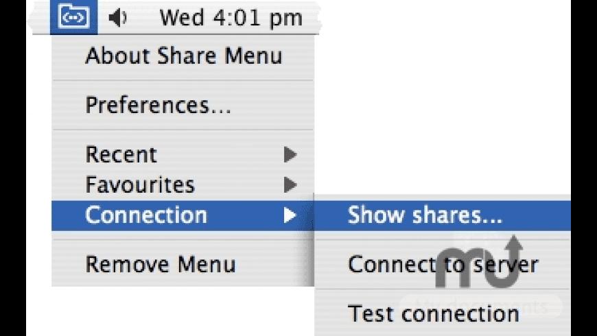 Share Menu for Mac - review, screenshots
