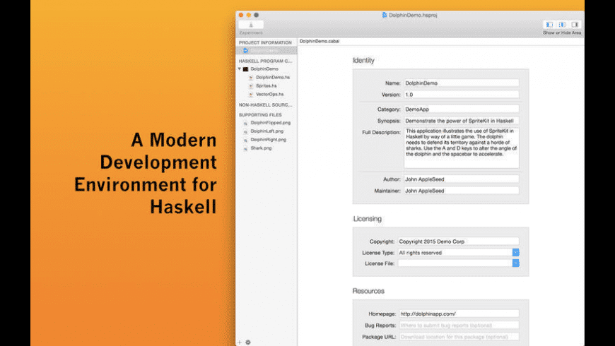 Haskell for Mac - review, screenshots