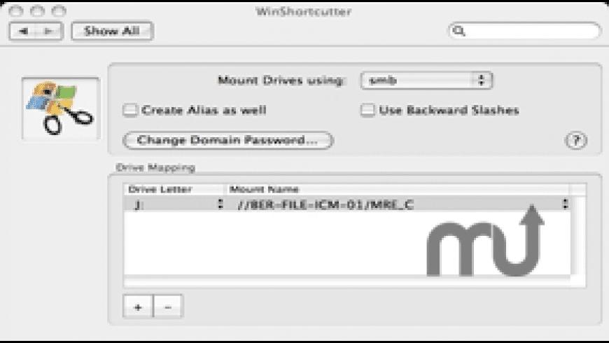 WinShortcutter for Mac - review, screenshots