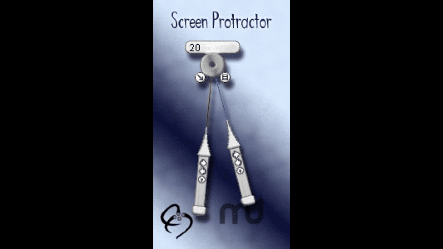 Screen Protractor for Mac - review, screenshots