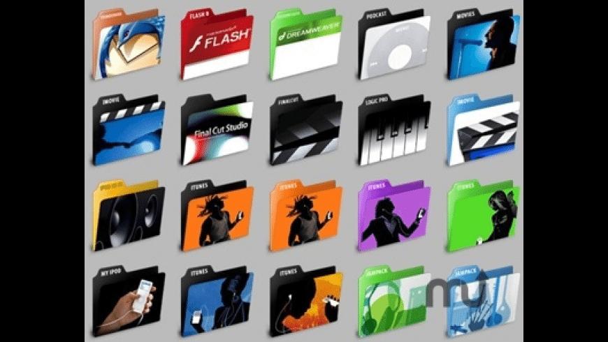 Application Folders for Mac - review, screenshots