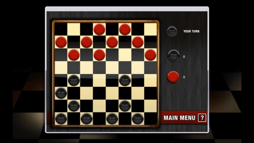 Fantastic Checkers for Mac - review, screenshots