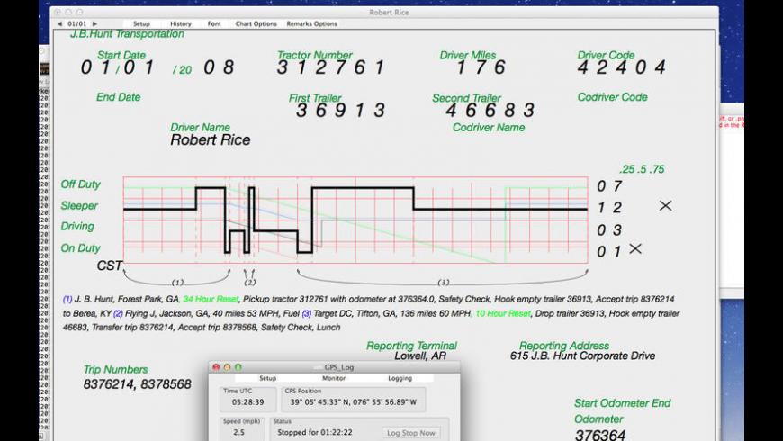 DriverLog for Mac - review, screenshots