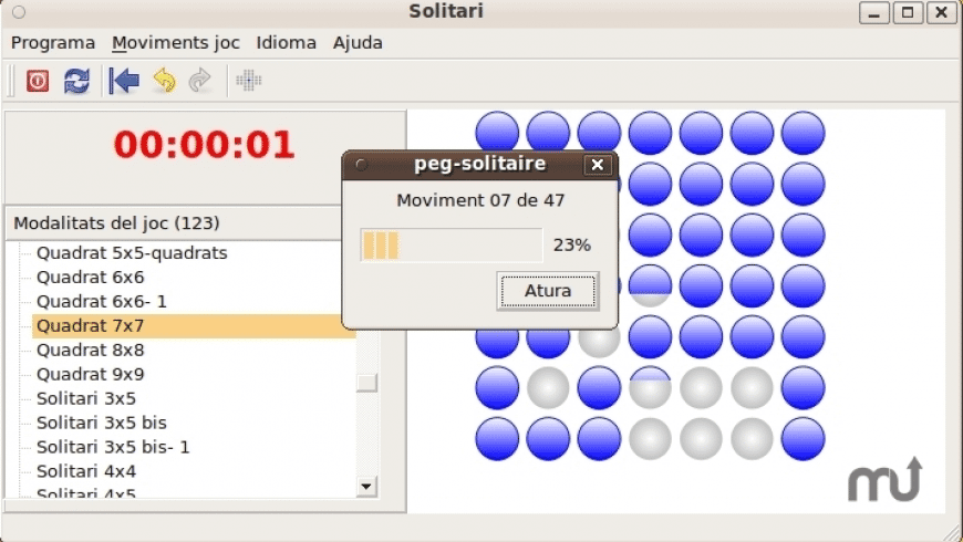 Peg Solitaire for Mac - review, screenshots