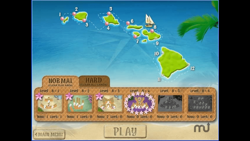 Aloha Solitaire for Mac - review, screenshots