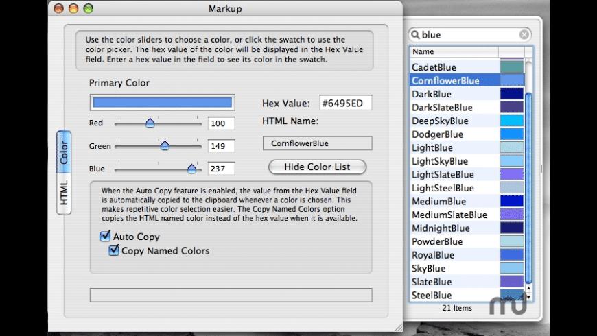 Markup for Mac - review, screenshots