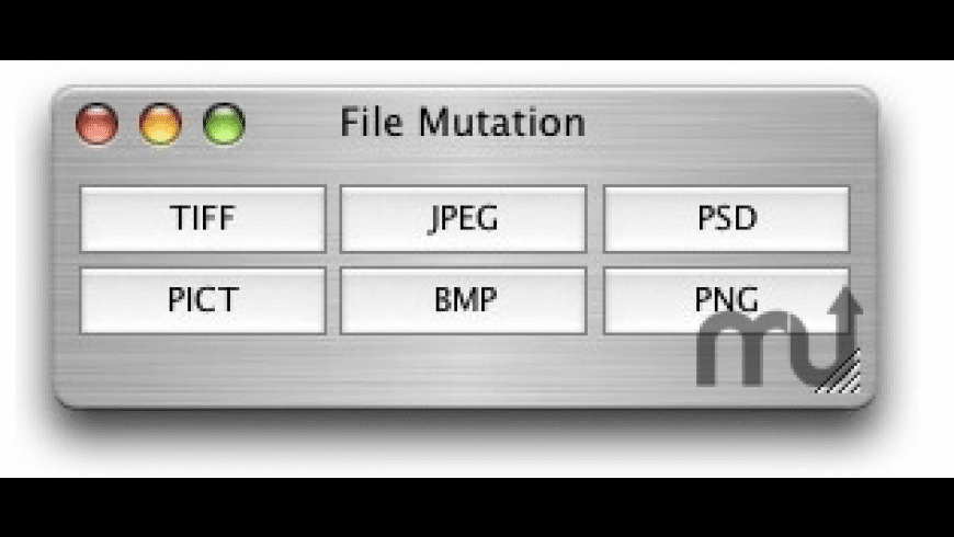 File Mutation for Mac - review, screenshots