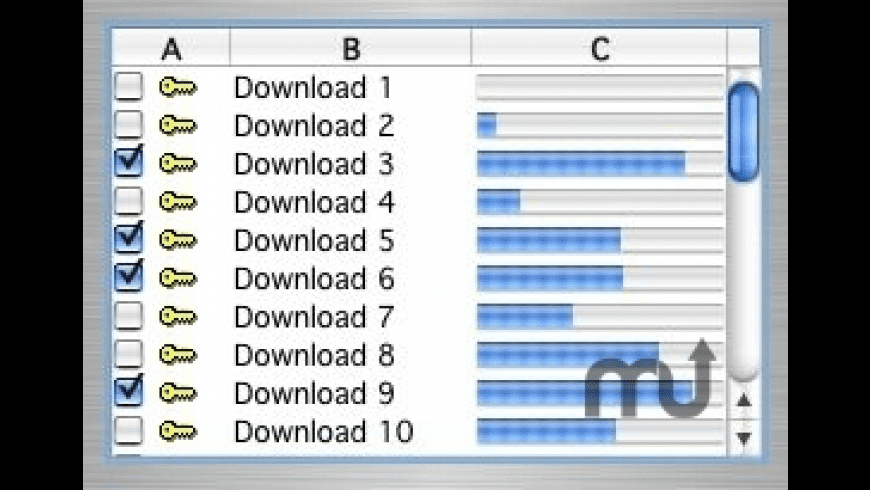 DataGrid for Mac - review, screenshots