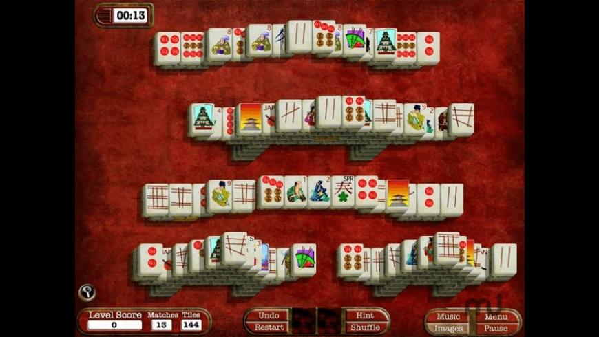 Mah Jong Adventures for Mac - review, screenshots