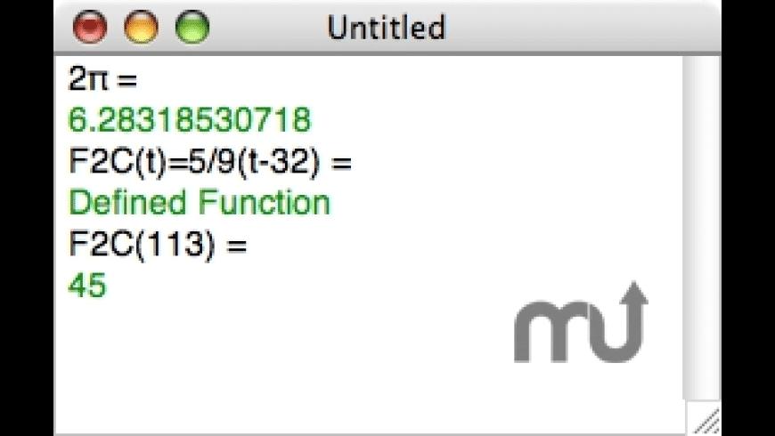 PlainCalc for Mac - review, screenshots