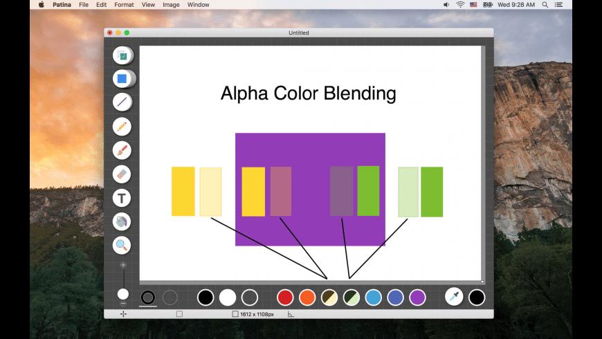 Patina for Mac - review, screenshots