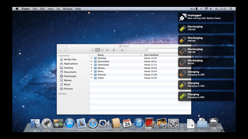 UnPlugged for Mac - review, screenshots
