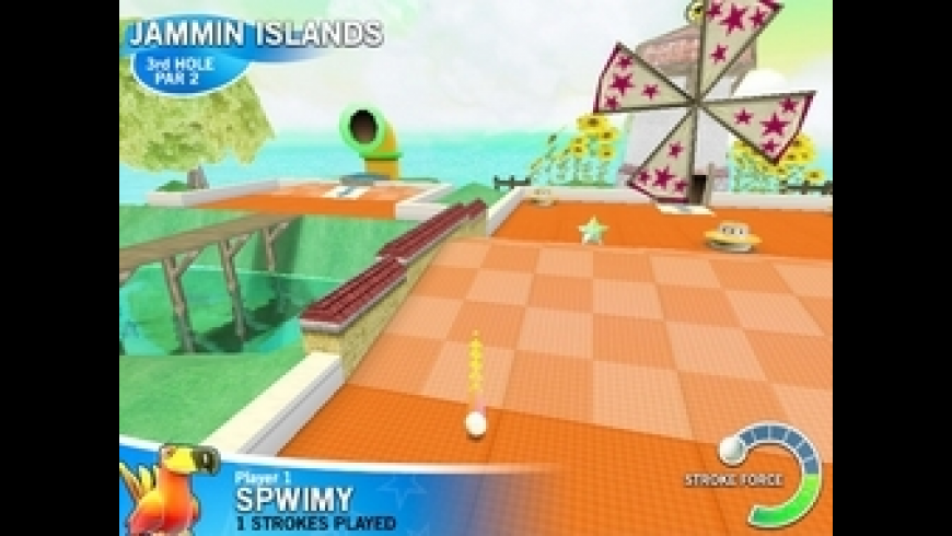 Islands Mini-golf for Mac - review, screenshots